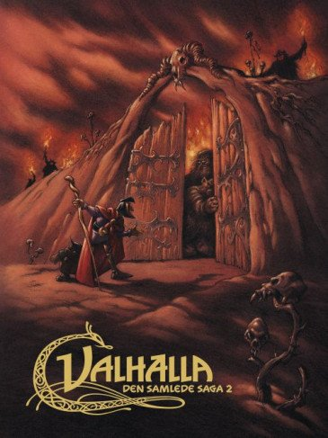 Valhalla - Collected Sagas 2: To Utgard – and Home