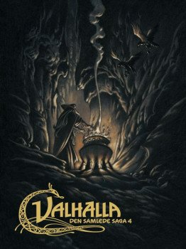 Valhalla - Collected Sagas 4: The Eternal Search