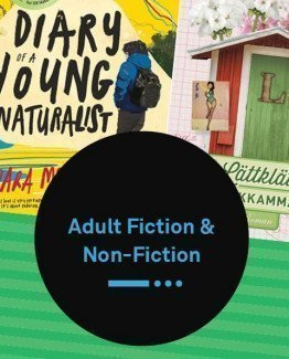 Adult Books - Fiction and Non-fiction