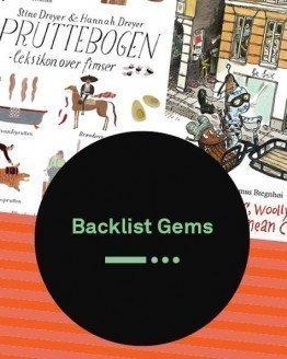 Backlist Gems - with recent translation sales