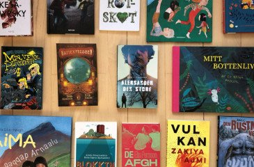 Nominated for the Nordic Literature Council's Children's and YA Prize