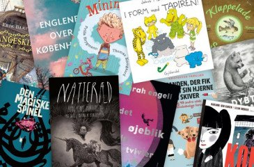 The Danish Arts Foundation supports production, translation and promotion of Danish literature abroad